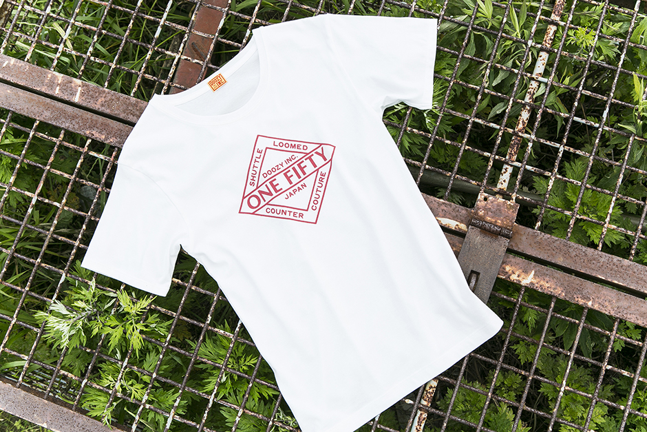 'One Fifty'- Doozy Inc.のシグネチャーシャツ