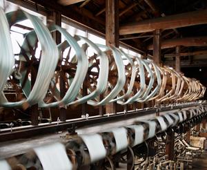 和歌山県、紡織工場